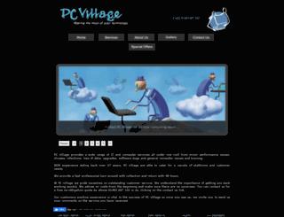 pc-village.co.uk screenshot