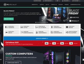 pc.co.uk screenshot