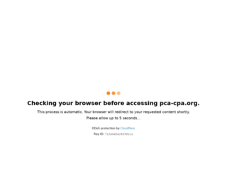 pca-cpa.org screenshot