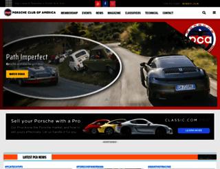 pca.org screenshot