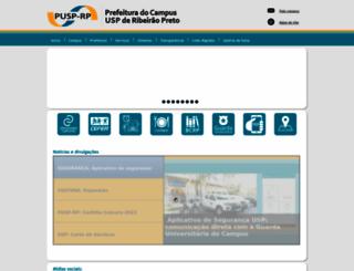 pcarp.usp.br screenshot