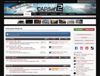 pcars-forum.de screenshot