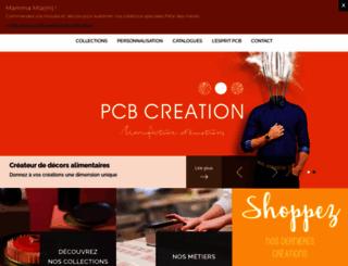 pcb-creation.fr screenshot