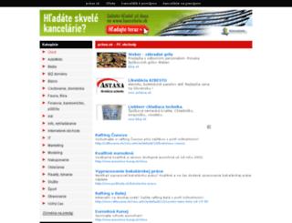 pcbox.sk screenshot