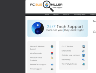 pcbugkiller.com screenshot