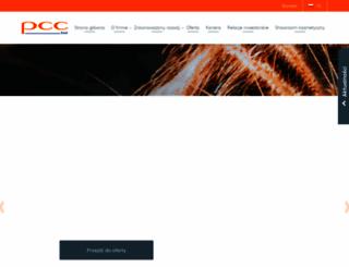 pcc-exol.eu screenshot