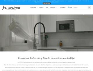 pccocinas.com screenshot