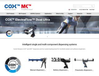 pccox.co.uk screenshot