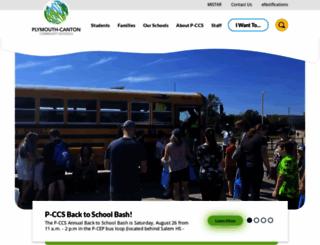 pccsk12.com screenshot