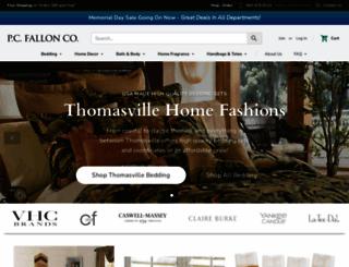 pcfallon.com screenshot