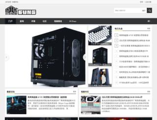 pcfuns.com screenshot