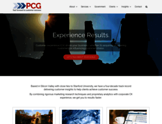 pcgfirm.com screenshot