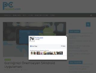 pchayaleti.com screenshot