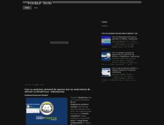 pchelp-2010.blogspot.com screenshot
