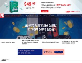 pcmagcasts.com screenshot