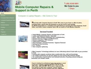 pcmob.net screenshot