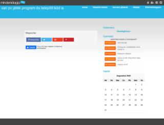 pcmod.mlap.hu screenshot