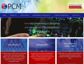 pcmproducts.net screenshot
