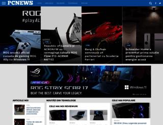 pcnews.ro screenshot