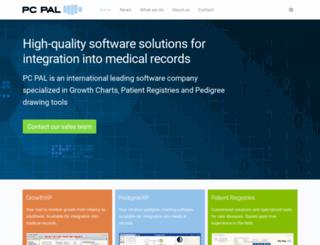 pcpal.se screenshot