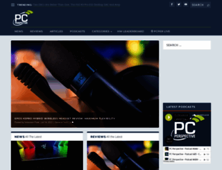 pcper.com screenshot