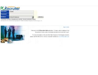 pcr.orioninternational.com screenshot