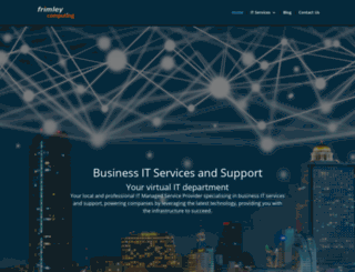 pcs-computing.com screenshot