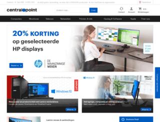 pcs.centralpoint.nl screenshot