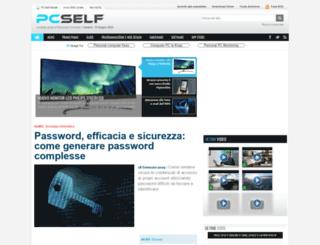 pcself.com screenshot