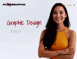 pcsgraphix.com screenshot