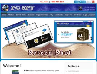 pcspysoft-001-site1.smarterasp.net screenshot