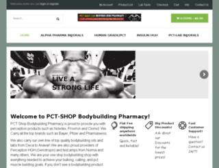 pct-shop.com screenshot