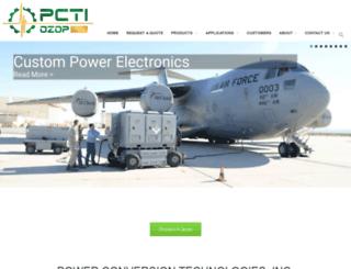 pcti.com screenshot