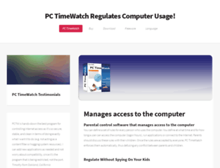 pctimewatch.com screenshot