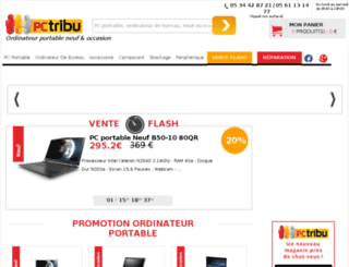pctribu.fr screenshot