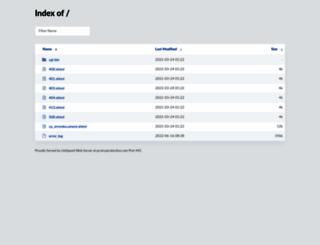 pcvirusprotection.com screenshot