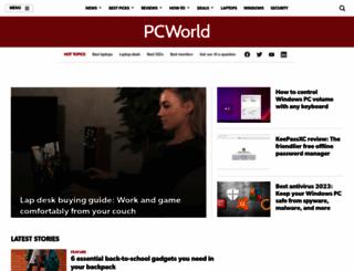 pcworld.com screenshot