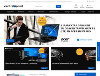pda-accessoires.centralpoint.nl screenshot