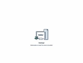 pda2u.ru screenshot