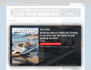 pdbmagazine.com screenshot