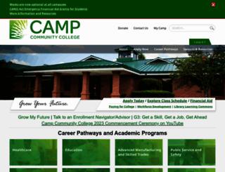 pdc.edu screenshot