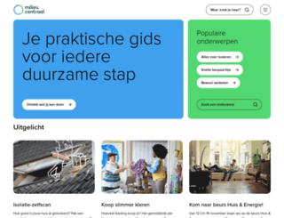 pde.nl screenshot