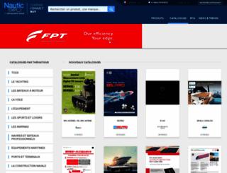 pdf.nauticexpo.fr screenshot