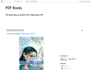 pdfbooksblog.blogspot.com screenshot