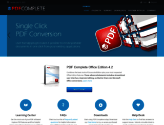 pdfcomplete.com screenshot