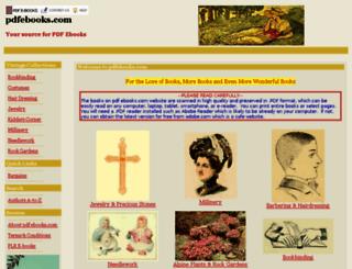 pdfebooks.com screenshot