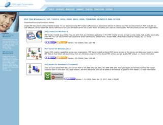 pdfeight.com screenshot