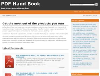 pdfhandbook.com screenshot