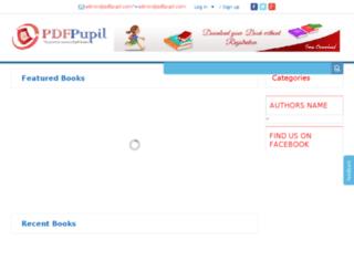 pdfpupil.com screenshot