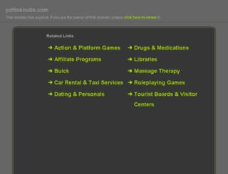 pdftokindle.com screenshot